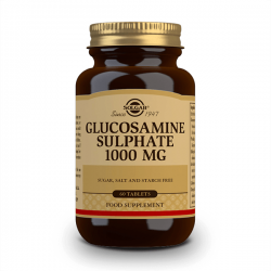 Glucosamine sulphate 1000mg - 60 comprimidos