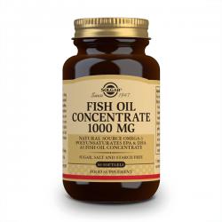 Concentrado de Aceite de Pescado 1000mg - 60 Softgels