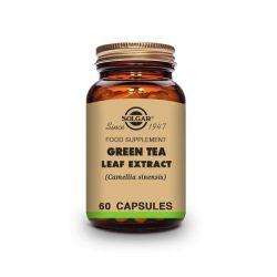 Extracto de Hoja de Té Verde - 60 Cápsulas [Solgar]