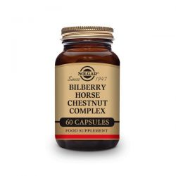 Bilberry horse chestnut complex - 60 capsules