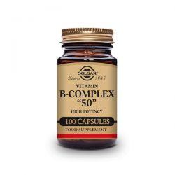 B - complex 50 - 100 capsules