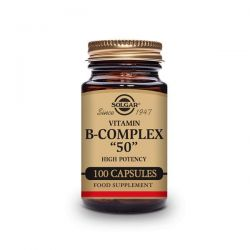 B - Complex 50 - 100 Cápsulas [solgar]