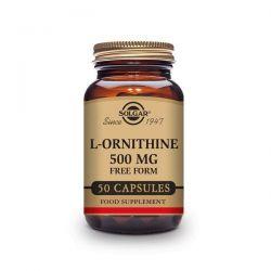 L-ornithine 500mg - 50 capsules