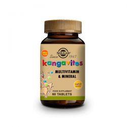 Kangavites Multi Frutas Tropicales - 60 Comprimidos Masticables [Solgar]