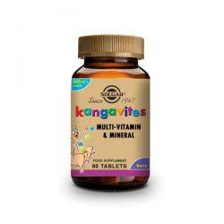 Kangavites Multi Frutas del bosque - 60 Comprimidos Masticables [Solgar]