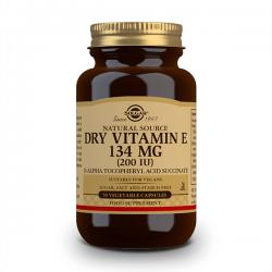 Vitamin E 134mg 200 IU - 50 Veg Softgels