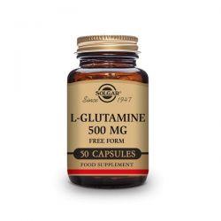 L-Glutamina 500mg - 50 Cápsulas
