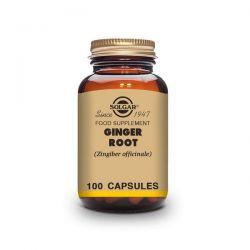 Ginger root - 100 capsules