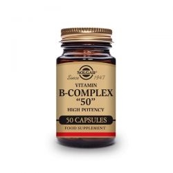 Vitamina B-Complex 50 - 50 Cápsulas [Solgar]