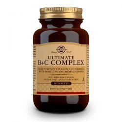 Ultimate B+C Complex - 30 Tabletas