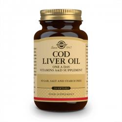 Aceite Noruego de Hígado de Bacalao - 250 softgels
