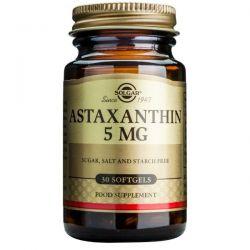 Astaxantina 5 mg - 30 softgels [solgar]