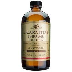 L-Carnitina Liquida 1500mg - 475ml [Solgar]