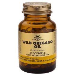Aceite de Orégano Silvestre - 60 softgels [Solgar]