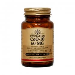 CoQ10 Vegetariano 60mg - 30 cápsulas vegetales