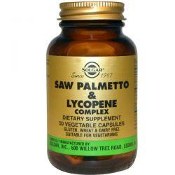 Complejo de Saw palmetto & Lycopene - 50 Cápsulas Vegetales