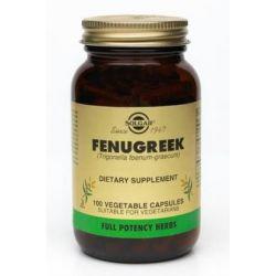 Fenogreco - 100 Cápsulas Vegetales