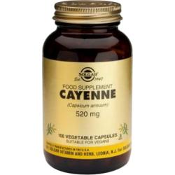 Cayenne - 100 vcaps