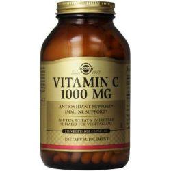 Vitamina C 1000mg - 250 Cápsulas Vegetales