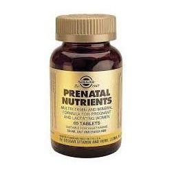 Nutrientes Prenatales - 60 Tabletas