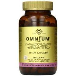 Complejo Omnium Fitonutriente - 180 Tabletas