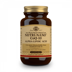 Ácido Nutri-Nano CoQ10 Alfa Lipoico - 60 Softgel