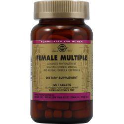 Female Multiple - 120 Tabletas