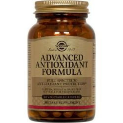 Advanced Antioxidant Formula - 60 vcaps