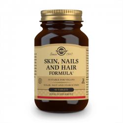 Piel, uñas y Cabello (Skin Nails & Hair) - 60 caps