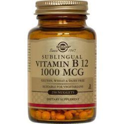 Vitamina B12 1000mcg - 100 pepitas