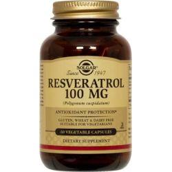 Resveratrol 100mg - 60 vcaps