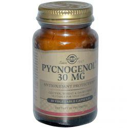 Pycnogenol 30mg - 60 vcaps