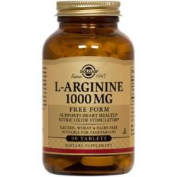 L-Arginina 1000mg - 90 tabs