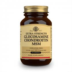 Extra Strength Glucosamine Chondroitin MSM - 60 Tabs