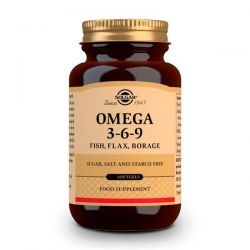 EFA 1300mg Omega 3 6 9 - 60 softgels