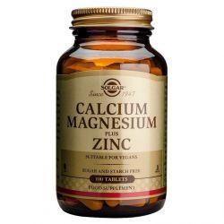 Cálcio Magnésio Zinco - 100tabs