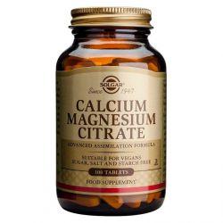Calcium Magnesium Citrate - 100 tabs