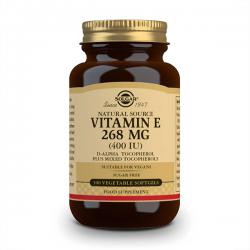 Vitamin E 400 IU - 100 Softgels
