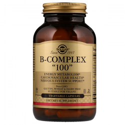 B Complex - 50 Cápsulas vegetales