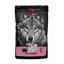 Wet Dog Pouch Pate de Jamon 100 gr