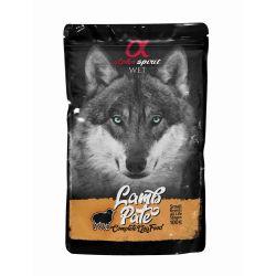 Wet Dog Pouch Pate de Cordero 100 gr