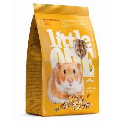 Alimento Hamsters 900g