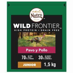 Dog Junior Pavo y Pollo 1.5kg *DX*
