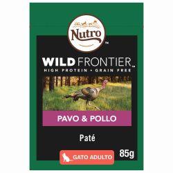 Cat Wet Pouch Pavo y Pollo 85gr (24uds)
