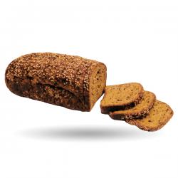 Protein bun bread - 450g