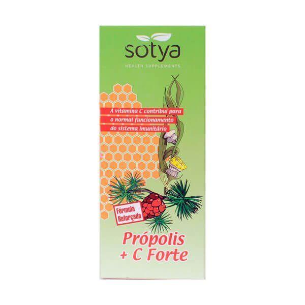 Jarabe Propóleo y Vitamina C Forte - 250ml