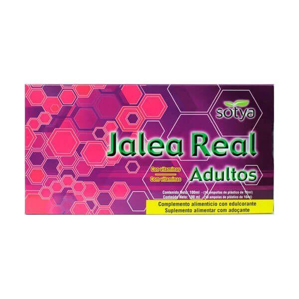 Jalea Real Adultos - 10 Viales