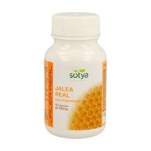 Jalea Real con Vitaminas 540mg - 50 Cápsulas