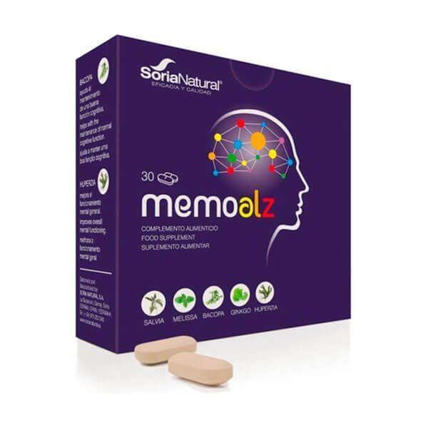 Memoalz - 30 Tabletas