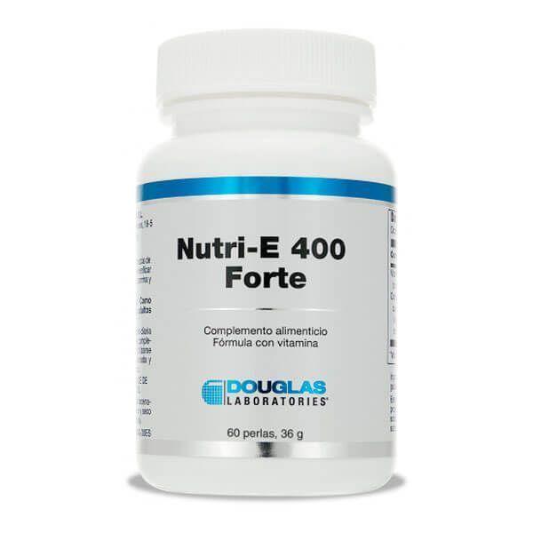 Nutri-E 400 Forte - 60 Softgels